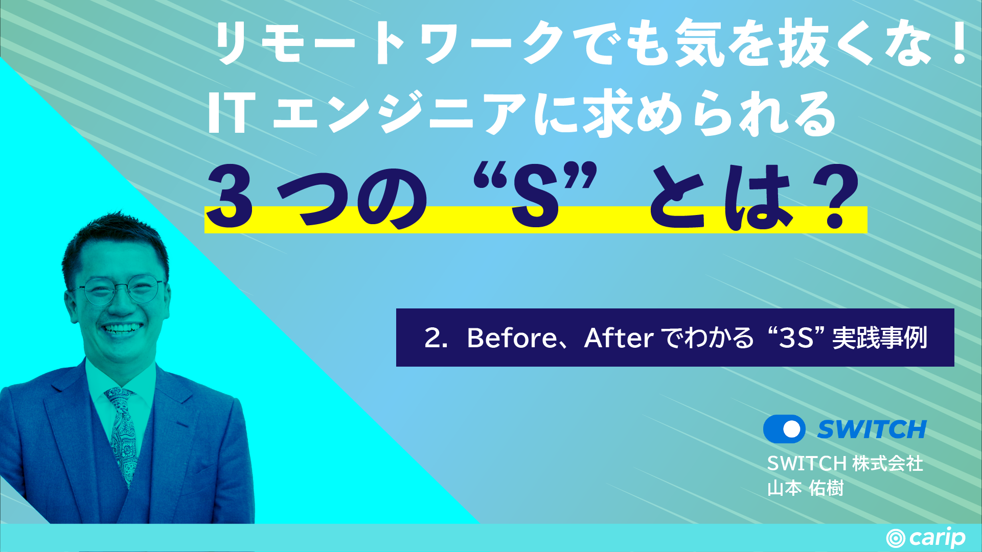 "2.Before、Afterでわかる""3S""実践事例"
